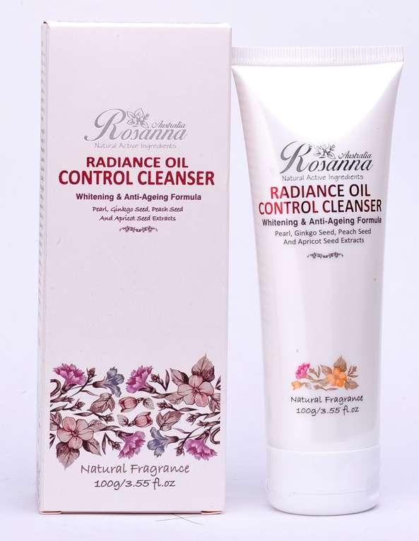 Rosanna Radiance Oil Control Cleanser 100g
