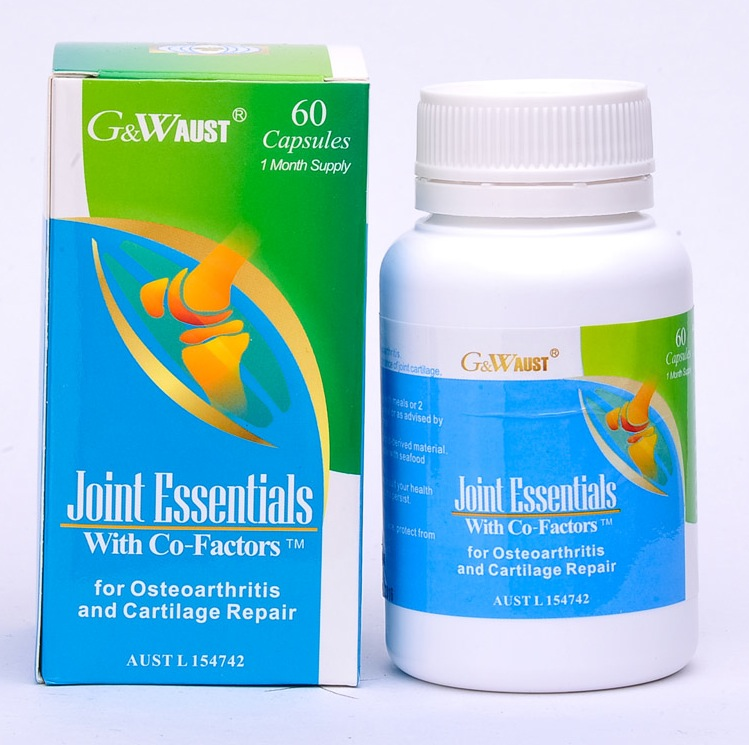 G&W AUST Joint Essentials 60 Caps
