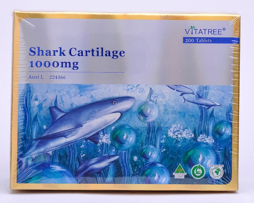 Vitatree Shark Cartilage 200 Tablets