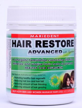 Mariedent Hair Restore Advanced 60 Caps